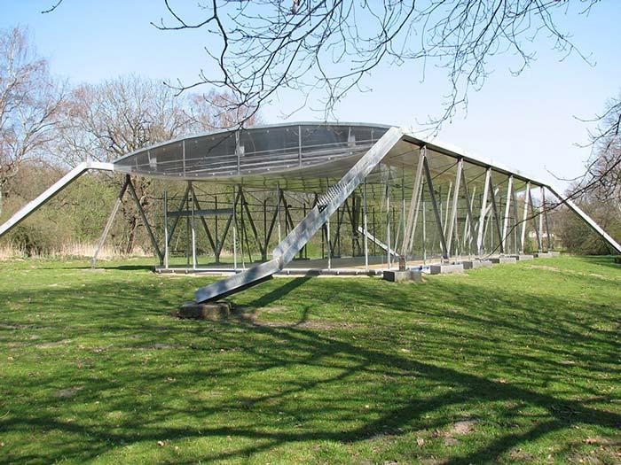 Abbildung von Wewerka Pavillon